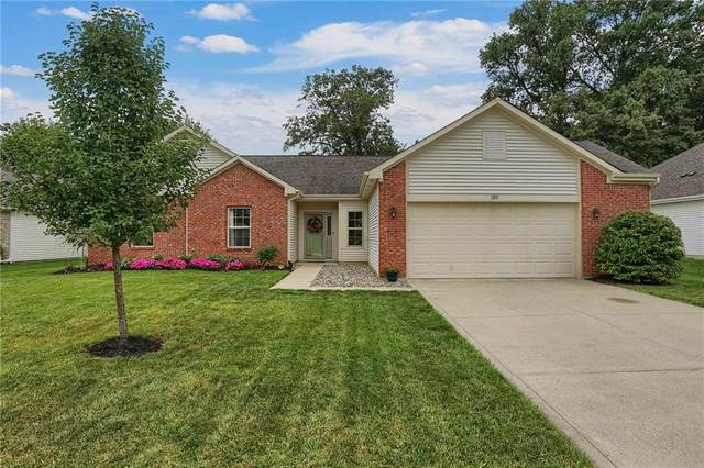 11811 Bills Avenue, Fishers, IN 46037 (MLS #21732009) :: Mike Price Realty Team - RE/MAX Centerstone