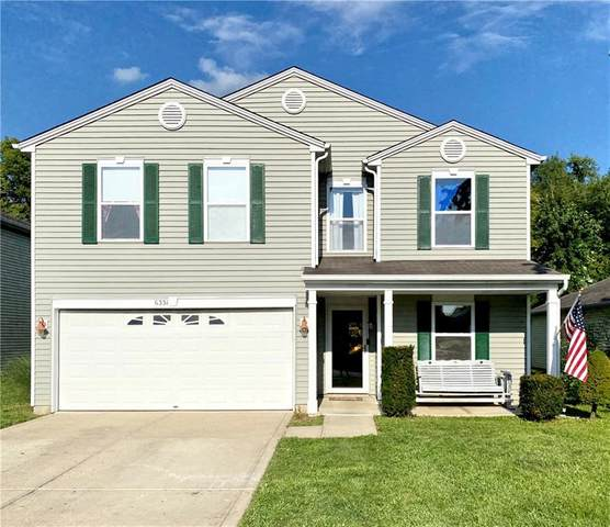 6331 Monteo Lane, Indianapolis, IN 46217 (MLS #21732013) :: Mike Price Realty Team - RE/MAX Centerstone