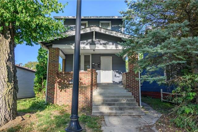 277 N Main Street, Franklin, IN 46131 (MLS #21732029) :: Mike Price Realty Team - RE/MAX Centerstone