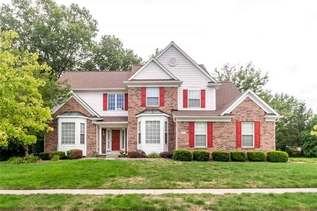 9605 Loganberry Lane, Indianapolis, IN 46256 (MLS #21732038) :: Mike Price Realty Team - RE/MAX Centerstone
