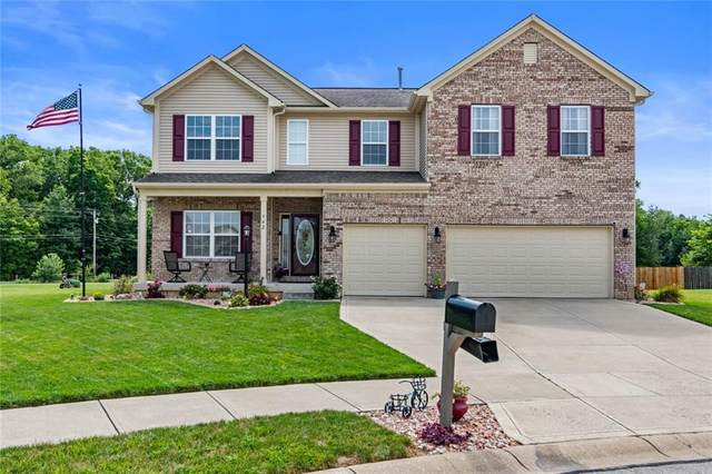 942 Penstock Court, Avon, IN 46123 (MLS #21732039) :: Mike Price Realty Team - RE/MAX Centerstone