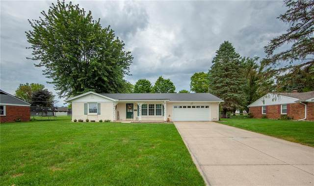 3434 Beechwood Lane, Anderson, IN 46011 (MLS #21732040) :: Mike Price Realty Team - RE/MAX Centerstone