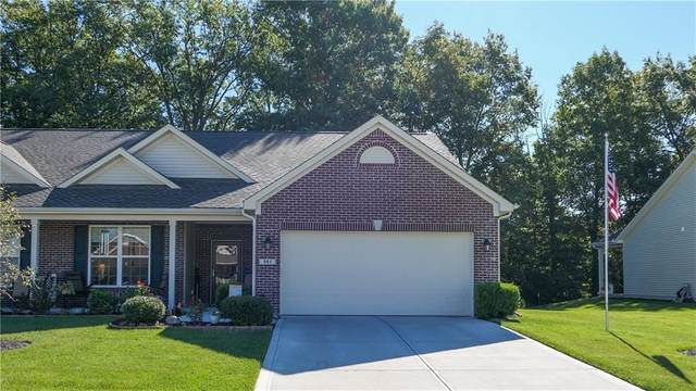 321 Dylan Drive, Avon, IN 46123 (MLS #21732049) :: David Brenton's Team