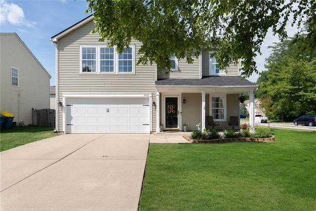10122 Orange Blossom Trail, Fishers, IN 46038 (MLS #21732050) :: Mike Price Realty Team - RE/MAX Centerstone
