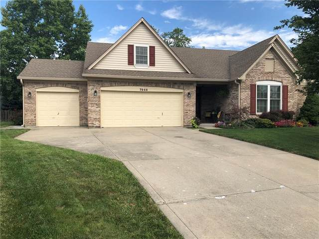 7946 Carberry Court, Indianapolis, IN 46214 (MLS #21732052) :: David Brenton's Team