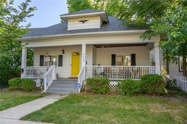 278 N Main Street, Franklin, IN 46131 (MLS #21732053) :: Mike Price Realty Team - RE/MAX Centerstone