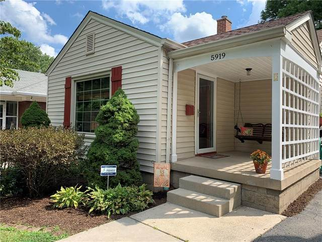 5919 Primrose Avenue, Indianapolis, IN 46220 (MLS #21732066) :: Mike Price Realty Team - RE/MAX Centerstone