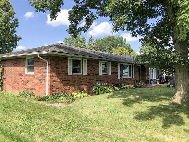 2814 Marsha Drive, Anderson, IN 46012 (MLS #21732087) :: AR/haus Group Realty
