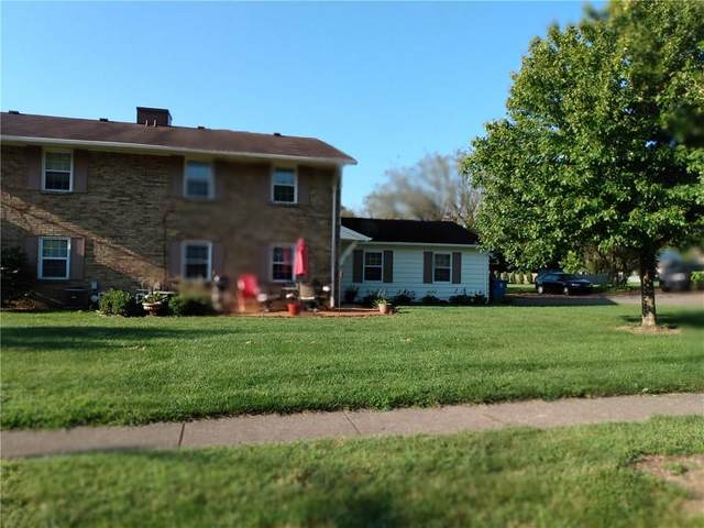 4417 W 47th Street, Indianapolis, IN 46254 (MLS #21732088) :: The Evelo Team
