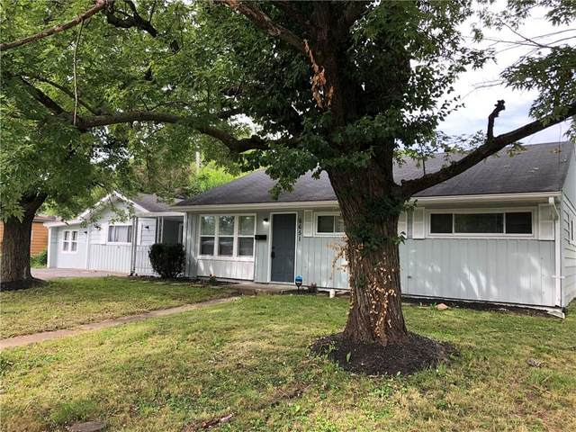 6651 E 47TH Street, Indianapolis, IN 46226 (MLS #21732093) :: Anthony Robinson & AMR Real Estate Group LLC