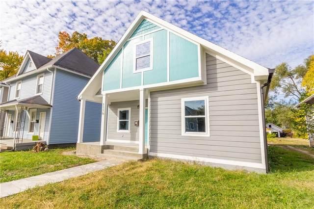 1116 N Rural Street, Indianapolis, IN 46201 (MLS #21732100) :: Heard Real Estate Team | eXp Realty, LLC