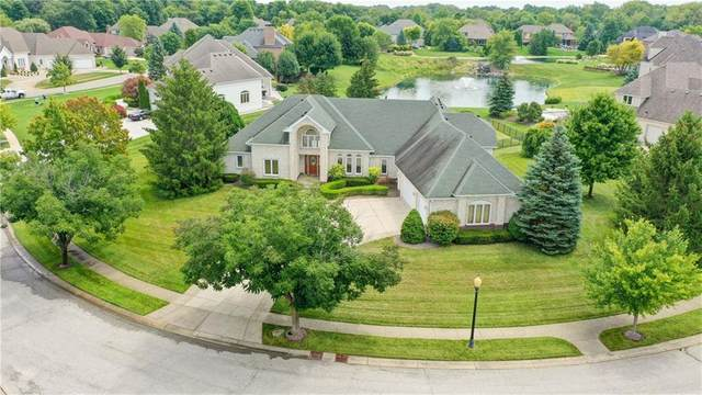1765 Lanarkshire Drive, Greenwood, IN 46143 (MLS #21732103) :: Anthony Robinson & AMR Real Estate Group LLC