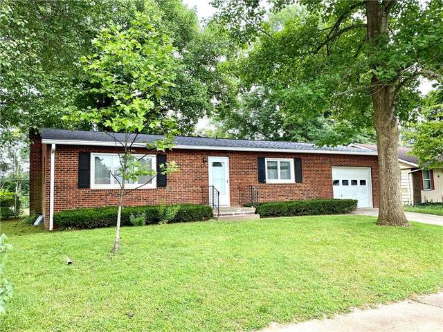 2325 Dawnshire Drive, Columbus, IN 47203 (MLS #21732115) :: Mike Price Realty Team - RE/MAX Centerstone