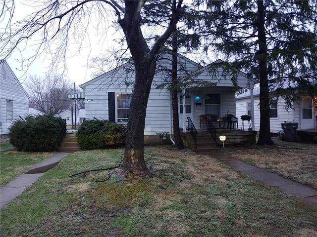 4610 E 17th Street, Indianapolis, IN 46218 (MLS #21732120) :: Mike Price Realty Team - RE/MAX Centerstone