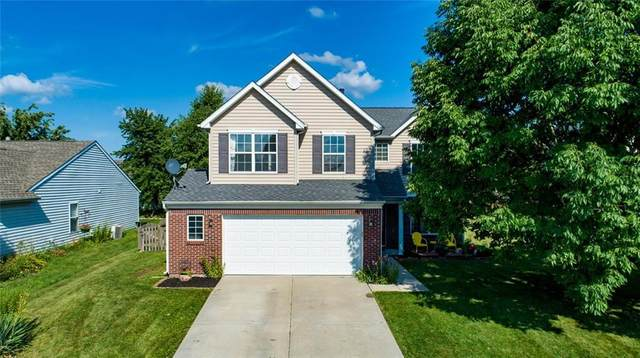 1089 Half Moon Ln, Cicero, IN 46034 (MLS #21732121) :: Mike Price Realty Team - RE/MAX Centerstone