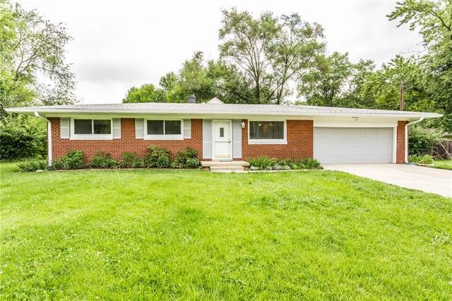 10352 Rugby Court, Carmel, IN 46280 (MLS #21732131) :: Mike Price Realty Team - RE/MAX Centerstone