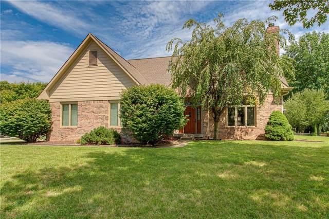 141 Myrtle Terrace, Greenwood, IN 46142 (MLS #21732135) :: Dean Wagner Realtors