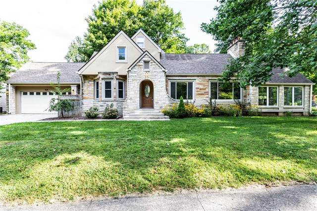 934 E 57th Street, Indianapolis, IN 46220 (MLS #21732138) :: Mike Price Realty Team - RE/MAX Centerstone
