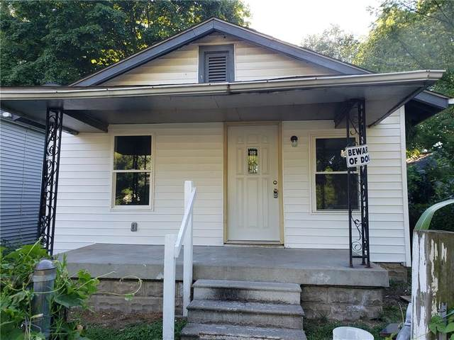 630 N Luett Avenue, Indianapolis, IN 46222 (MLS #21732141) :: Anthony Robinson & AMR Real Estate Group LLC