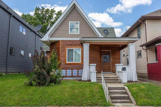 722 Cottage Avenue, Indianapolis, IN 46203 (MLS #21732145) :: AR/haus Group Realty
