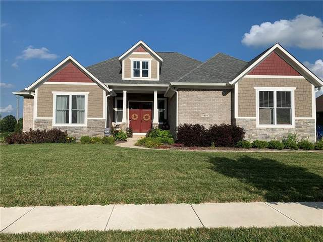 7837 Stonebriar Way, Indianapolis, IN 46259 (MLS #21732146) :: Mike Price Realty Team - RE/MAX Centerstone