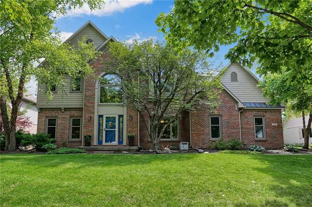 10175 Parkway Drive, Fishers, IN 46037 (MLS #21732147) :: Anthony Robinson & AMR Real Estate Group LLC