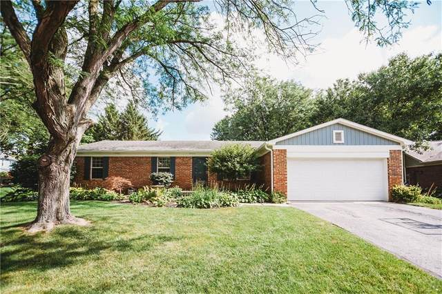 5720 Buttonwood Drive, Noblesville, IN 46062 (MLS #21732158) :: Anthony Robinson & AMR Real Estate Group LLC