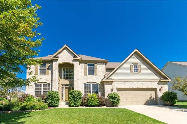 3733 Weather Stone Crossing, Zionsville, IN 46077 (MLS #21732176) :: Anthony Robinson & AMR Real Estate Group LLC