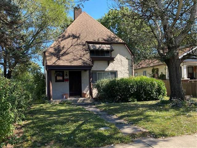 941 N Chester Avenue, Indianapolis, IN 46201 (MLS #21732182) :: Anthony Robinson & AMR Real Estate Group LLC