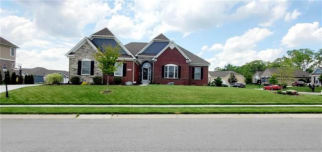 17291 Timberstream Drive, Noblesville, IN 46062 (MLS #21732183) :: David Brenton's Team