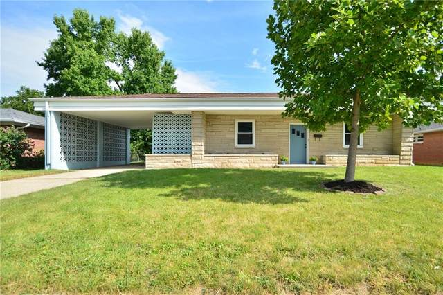 5930 Buick Drive, Speedway, IN 46224 (MLS #21732201) :: Anthony Robinson & AMR Real Estate Group LLC