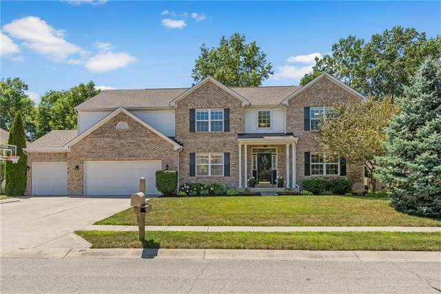 12804 Panthers Way, Fishers, IN 46037 (MLS #21732204) :: Mike Price Realty Team - RE/MAX Centerstone