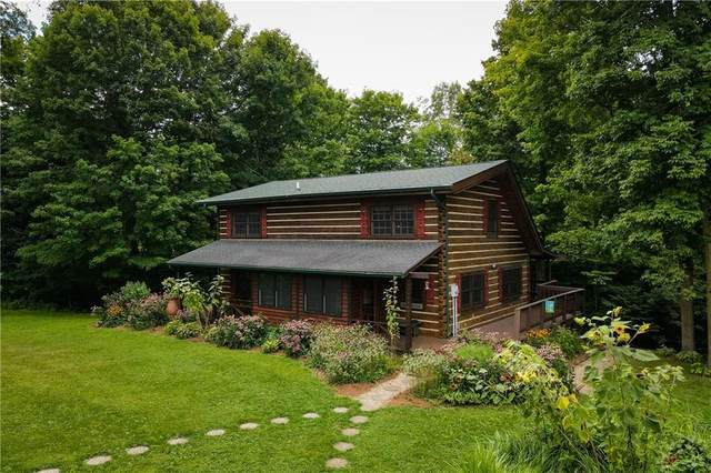 542 E County Road 825 Road N, Bainbridge, IN 46105 (MLS #21732207) :: Mike Price Realty Team - RE/MAX Centerstone