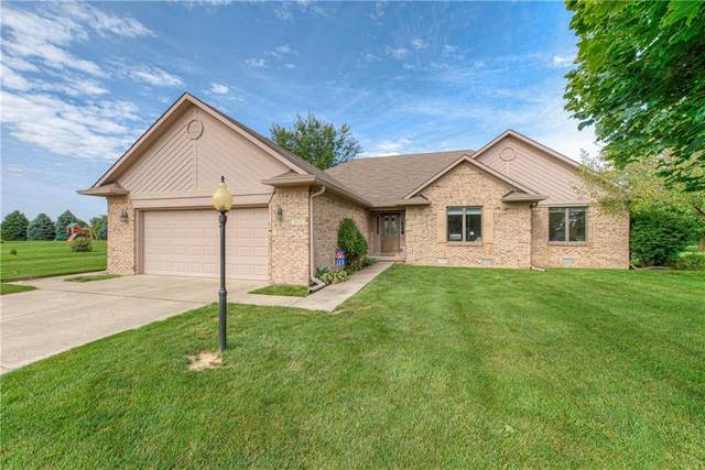 9244 Beckoning Drive, Pittsboro, IN 46167 (MLS #21732210) :: Mike Price Realty Team - RE/MAX Centerstone