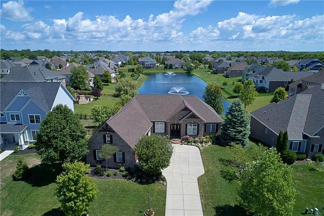 16623 Holly Oak Drive, Westfield, IN 46074 (MLS #21732236) :: Mike Price Realty Team - RE/MAX Centerstone