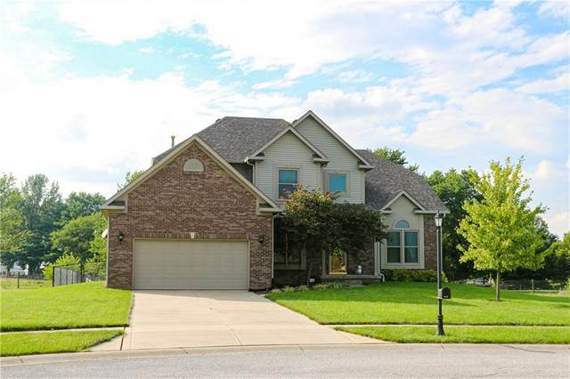 2172 Partridge Drive, Franklin, IN 46131 (MLS #21732238) :: Anthony Robinson & AMR Real Estate Group LLC