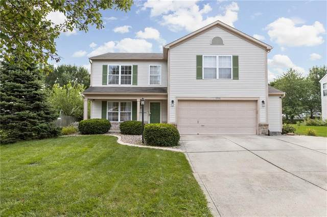 11961 Princewood Drive, Fishers, IN 46037 (MLS #21732274) :: Anthony Robinson & AMR Real Estate Group LLC