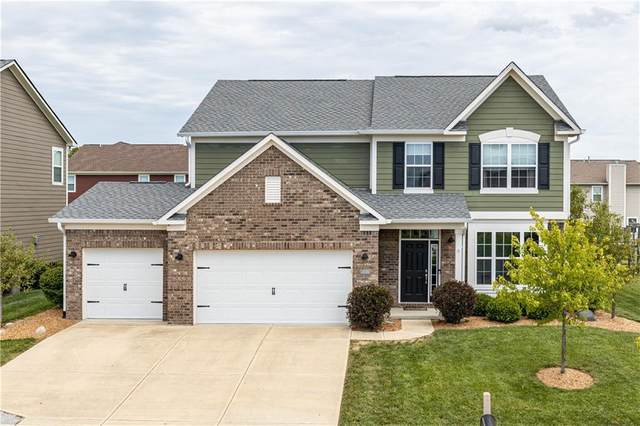16046 Bounds Court, Noblesville, IN 46062 (MLS #21732278) :: Mike Price Realty Team - RE/MAX Centerstone