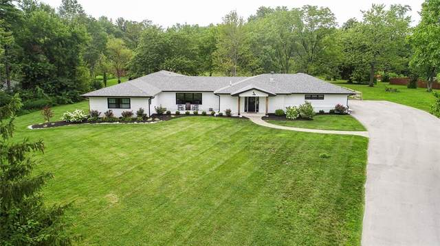 6926 Dover Road, Indianapolis, IN 46220 (MLS #21732295) :: Mike Price Realty Team - RE/MAX Centerstone