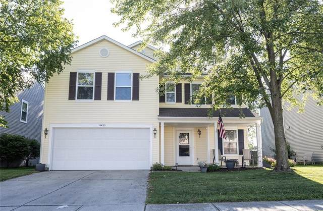 14435 Forsythia Lane, Fishers, IN 46038 (MLS #21732306) :: Mike Price Realty Team - RE/MAX Centerstone