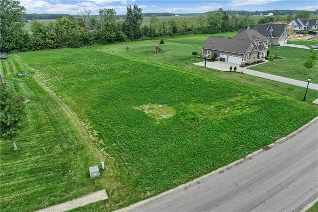 4566 S Ridgeview Drive, Greenfield, IN 46140 (MLS #21732323) :: Mike Price Realty Team - RE/MAX Centerstone