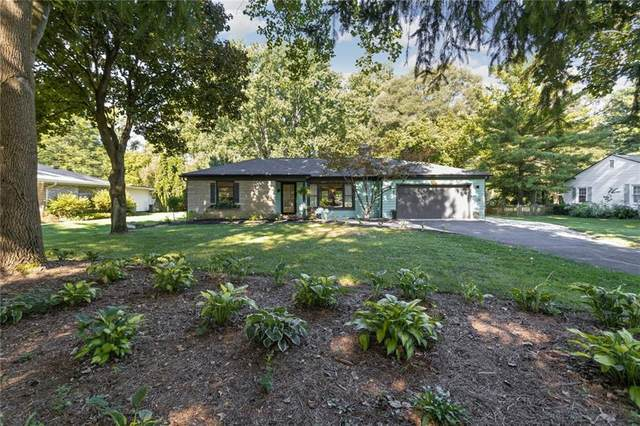 7916 Meadowbrook Drive, Indianapolis, IN 46240 (MLS #21732352) :: Mike Price Realty Team - RE/MAX Centerstone