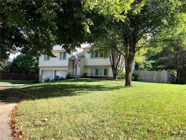 9311 Drawbridge Court, Indianapolis, IN 46250 (MLS #21732371) :: Mike Price Realty Team - RE/MAX Centerstone
