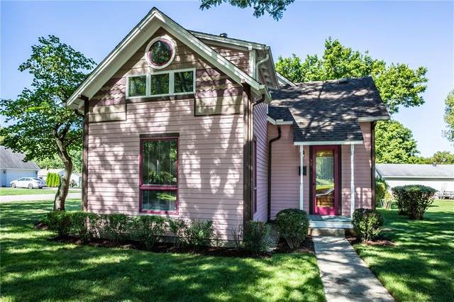 92 Walnut Street, Southport, IN 46227 (MLS #21732373) :: Anthony Robinson & AMR Real Estate Group LLC