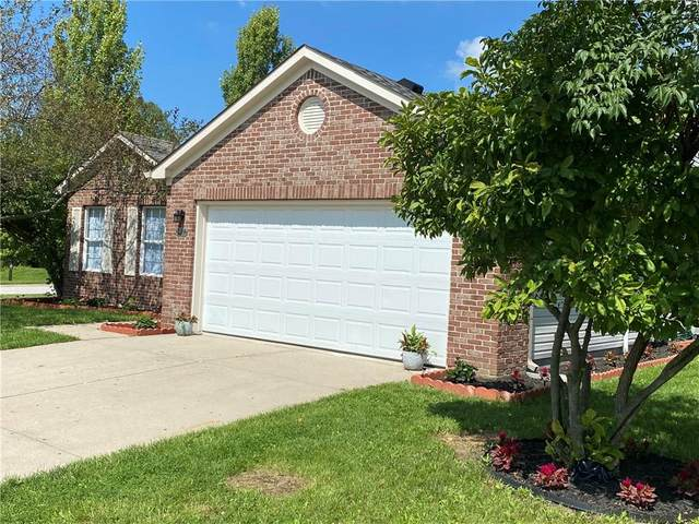 5932 Blackley Lane, Indianapolis, IN 46254 (MLS #21732404) :: Anthony Robinson & AMR Real Estate Group LLC