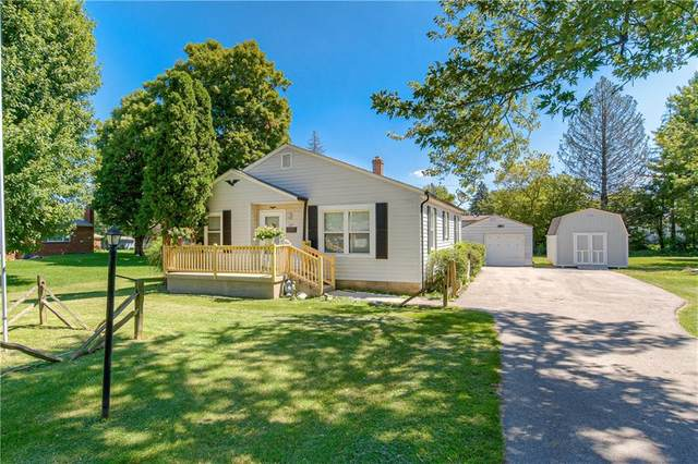 227 N Routiers Avenue, Indianapolis, IN 46219 (MLS #21732420) :: Mike Price Realty Team - RE/MAX Centerstone