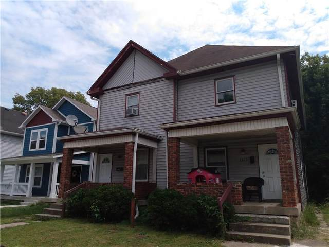 3327 N Capitol Avenue, Indianapolis, IN 46208 (MLS #21732426) :: AR/haus Group Realty