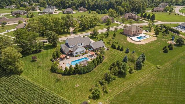1546 E Osprey Drive, Greenfield, IN 46140 (MLS #21732436) :: Mike Price Realty Team - RE/MAX Centerstone