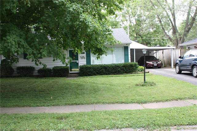 711 Northfield Drive, Lebanon, IN 46052 (MLS #21732437) :: Anthony Robinson & AMR Real Estate Group LLC