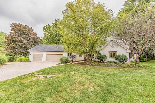 245 Spring Drive, Zionsville, IN 46077 (MLS #21732448) :: Anthony Robinson & AMR Real Estate Group LLC